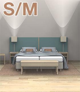 Doppelzimmer S/M