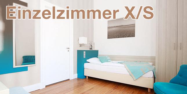 Einzelzimmer X/S